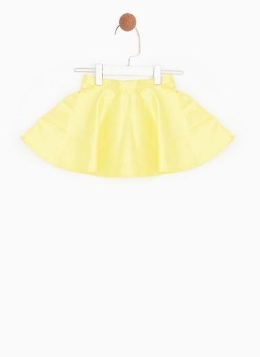 BG Baby BG Baby Sarı Etek Sarı